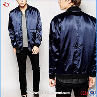 China man clothes high quality custom bomber baseball jackets men baseball wholesale satin bomber jacket
