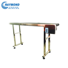 Customized aluminium mini conveyor belt system