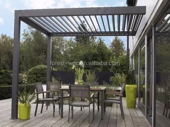 Top Qualité En Plein Air En Bois Jardin Gazebo Jardin Pavillon ...