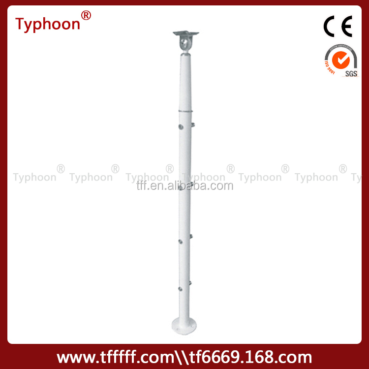 Typhoon Household Use indoor stair railings Aluminum Handrails For Decks