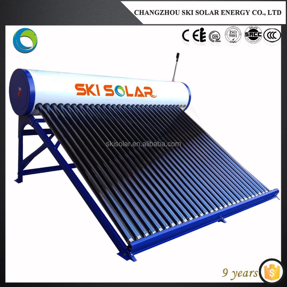 Finden Sie Hohe Qualität Thermosiphon Solarwarmwasserbereitersystem ...