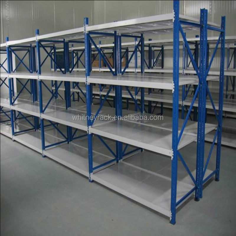 China Cold Storage Racking Systems Vertical Plate Racks Steel Supermarket Storage  Rack