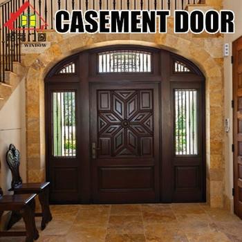 Baifu kerala front door designs casement door for home for Kerala window design photos