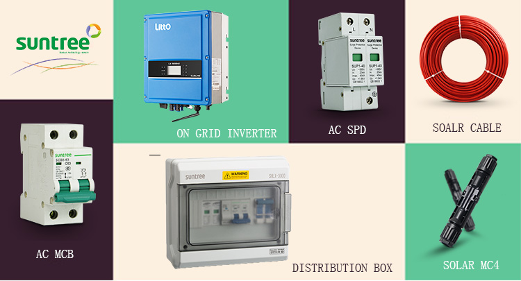 LS5000HD Single Phase AC DC Inverter Grid Tie Inverter Solar Power System,  View grid tie inverter, Litto Product Details from Yueqing Xinchi Imp  and