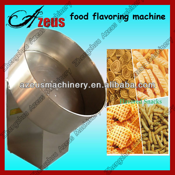 New Machine Good Taste Snack Food/Potato Chips Seasoning Machine