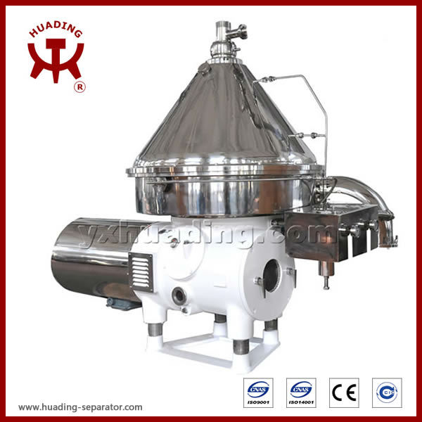 Customized coconut oil centrifugal separator for factory use