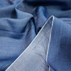 Soft smooth indigo tencel lyocell fabric wholesale