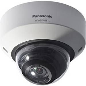 Panasonic i-Pro WV-SFN631L Network Camera - Color, Monochrome