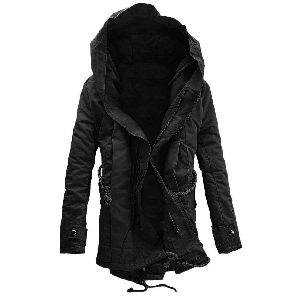f84a909e287 Get Quotations · Clearance! Warm Hooded Coat