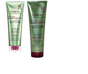 L'Oreal Paris EverStrong Bodify Shampoo & Conditioner, 8.5-Fluid Ounce by Tayongpo
