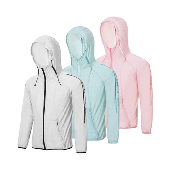 Xiaomi ZENPH Sun-proof Clothing Men Woman Running Camping Outdoor Sports Summer Sun Protection Quick Drying Anti-UV Lightweight