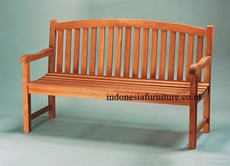 back with bench wooden wood slp benches discontinued amazon inch com high manufacturer natural vifah by outdoor finish