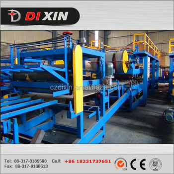 Sandwich Panel Production Line Price - Buy Sandwich Panel Forming  Machine,Sheet Metal Machinery,Roof Shape Forming Machine Product on  Alibaba com