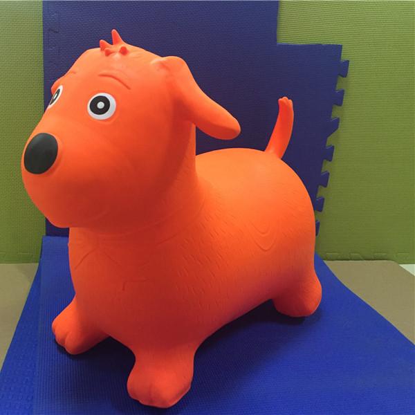 Горячая продажа надувные прыгающие животные игрушки ПВХ лошадь дракон