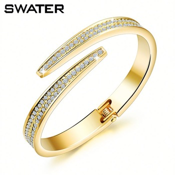New 2018 Jewellery Zircon Dubai 22k Gold Bracelet Latest Models - Buy Dubai  Gold Bracelet Latest Models,Dubai Gold Bracelet Latest Models,Dubai Gold