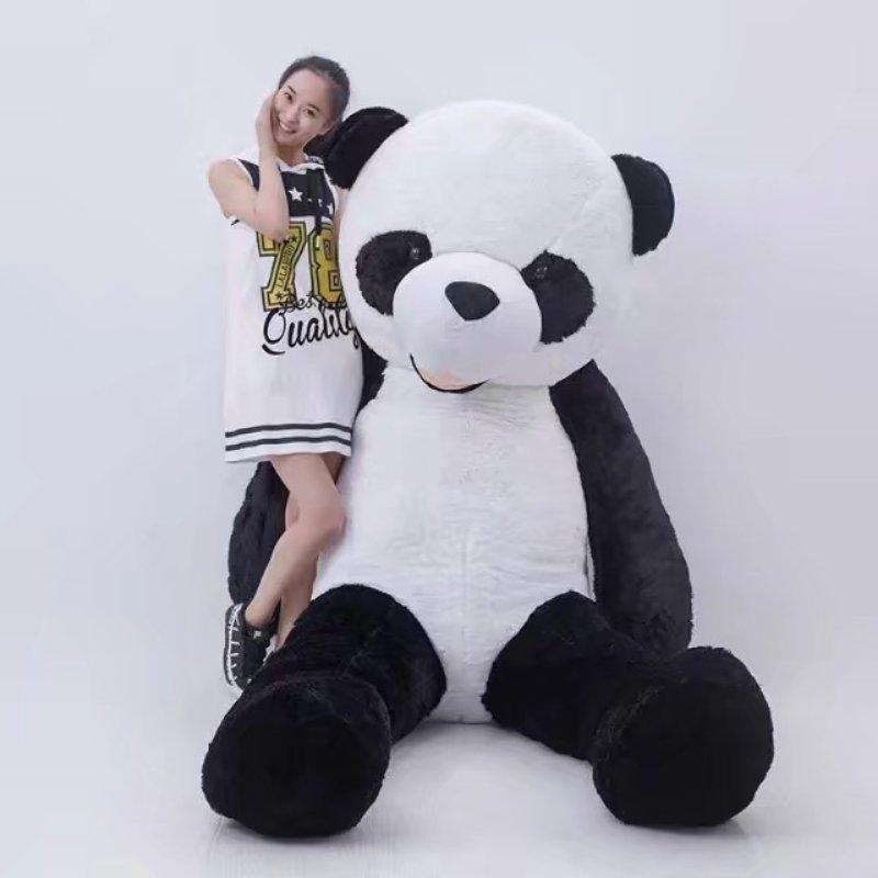 Plush Panda Bear Stuffed Toys Panda Bear Stuffed Animal Giant