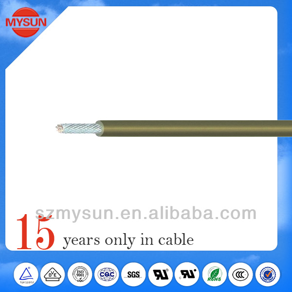 XLPE cable Halogen free cable for dust collector