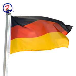 3x5ft Durable Silk Screen Printing Custom All Countries Flying German Flag