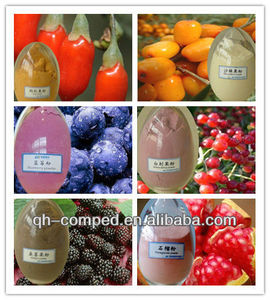 HALAL Certified Juice / Concentrate / Powder with pomegranate,goji, sea buckthorn,mulberry, buleberry flavors