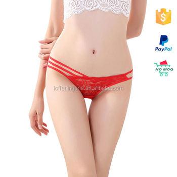 Models in sexy panties