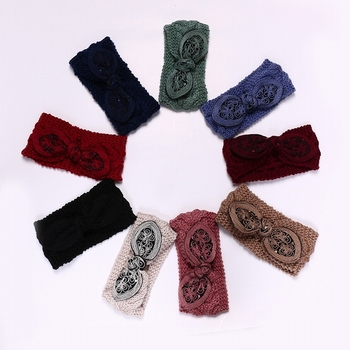 Hair Accessories Free Knitted Crochet Patterns Head Bands Top Knot