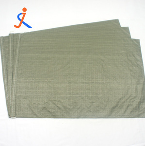50kg PP woven bag used for grain corn seed with best price in China