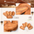Wholesale Baby Kids Olive Wood Snack Bowl