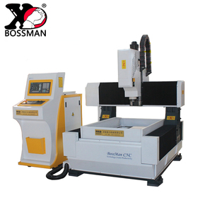 Bossman Flange CNC drilling and milling machine