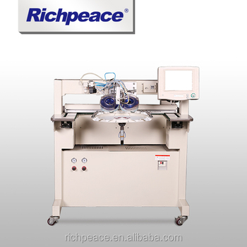 Richpeace Computerized Rhinestone Embroidery Machine