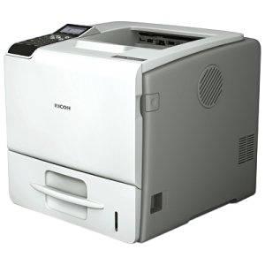 "Ricoh Imaging Company, Ltd. - Ricoh Aficio Sp 5210Dn Laser Printer - Monochrome - 1200 X 600 Dpi Print - Plain Paper Print - Desktop - 50 Ppm Mono Print - 600 Sheets Input - Automatic Duplex Print - Fast Ethernet - Usb ""Product Category: Printers/Laser & Inkjet Printers"""