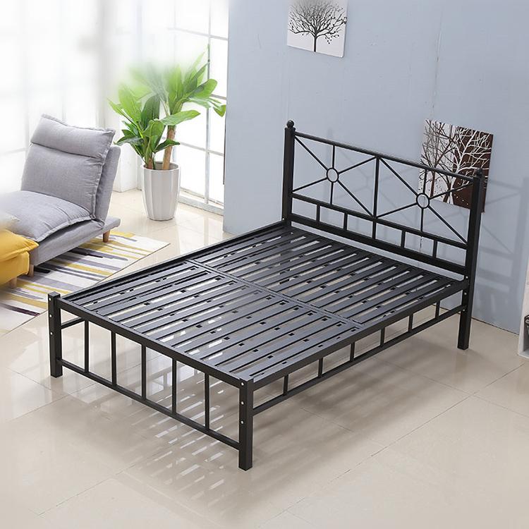 Steel Bed Frame Design