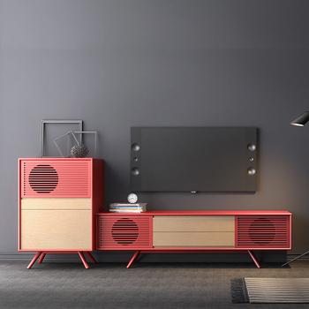 деревянные телевизионные столынаборы мебели для гостинойдеревянная универсальная стойка для телевизора Buy деревянные телевизионные столынаборы