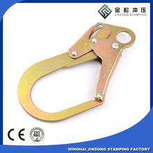 Durable snap buckle hook