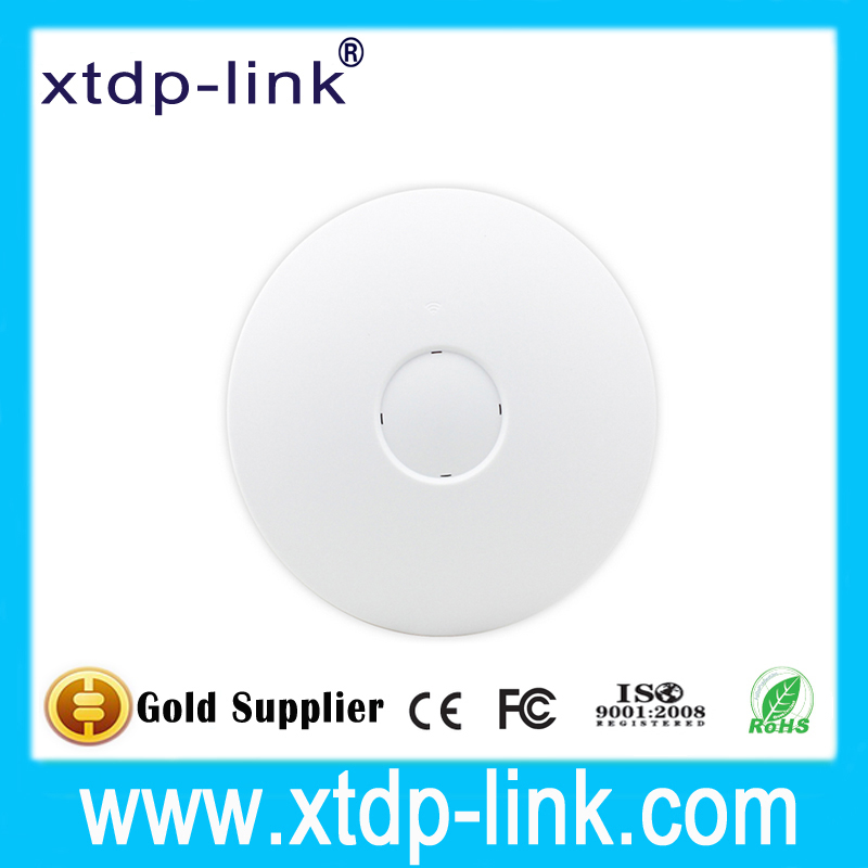 300Mbps Ceiling Mount AP Wireless Access <strong>Point</strong> 192.168.1.1