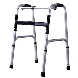 Special best selling Aluminum lightweight japan mini old people motorized walker with knee support
