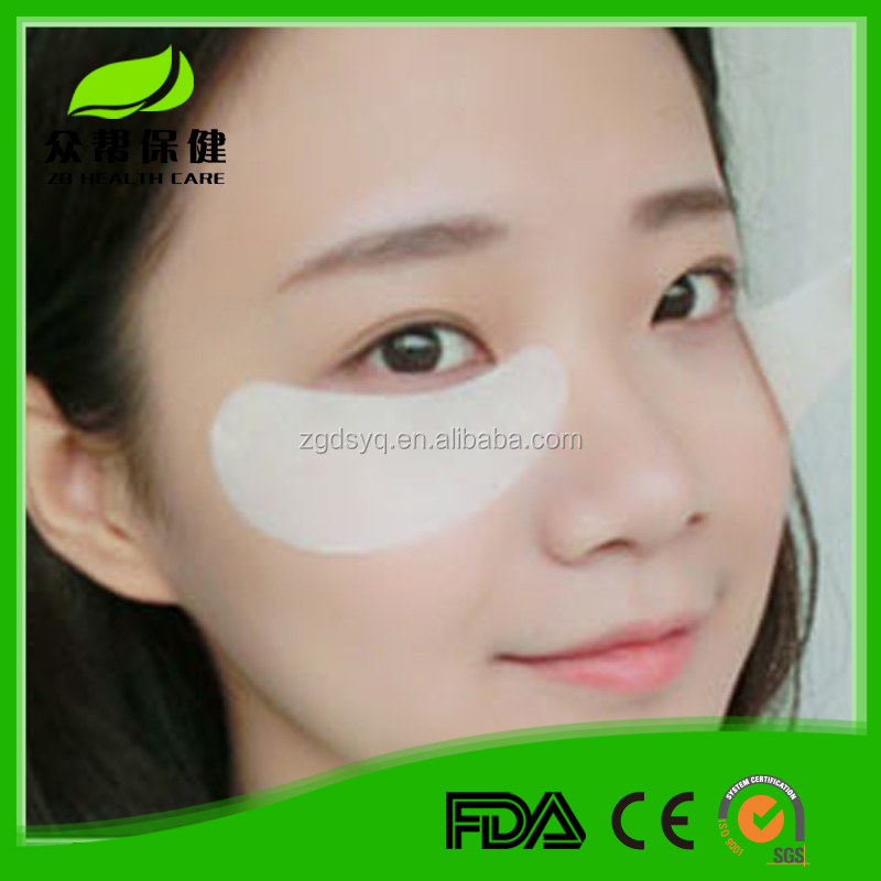 OEM eye gel patch pour extension de cils