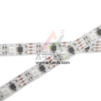 Parallel Signal 5v DMX RGB LED Pixel strip