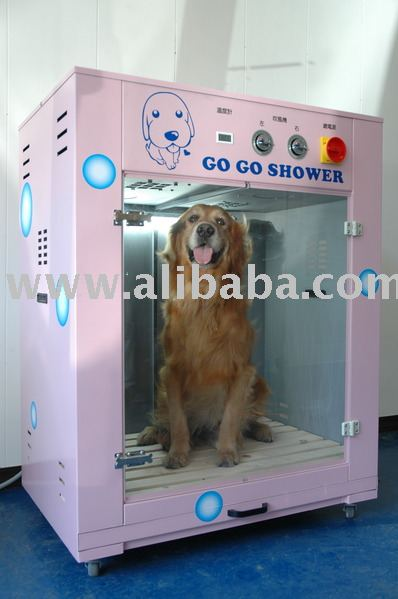 Self Service Dog Shower Machine Buy Pet Drying Cage Product On
