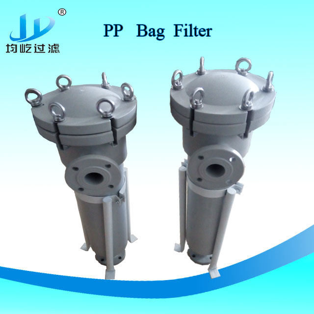 High Precision Special Electroplating Liquid Filter for nickel plating acid filtration