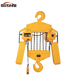 3 Ton 10 Ton Manual Crab Double Chain Block Electric Hoist Crane with Lifting Motor