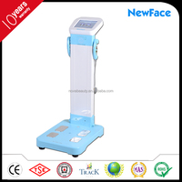 2017 NV-C6 health beauty body composition and fat testing body composition analyzer