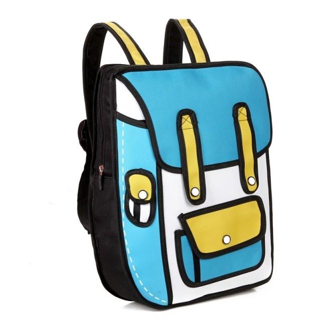 Vancouver Artist S Cartoon Of Florida School Shooting: Cartoon School Bag. Hipiwe Little Kid Toddler Backpack
