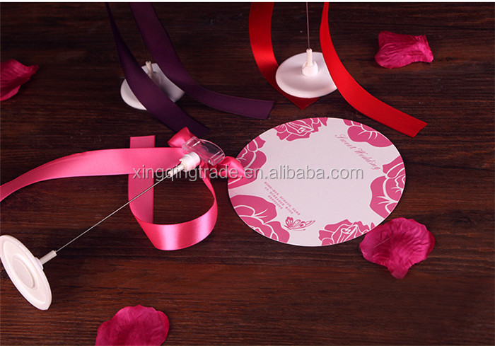 Plastic Wedding Party Place Name Card Holders Clips 90 Degree Rotation Wedding Table Decoration