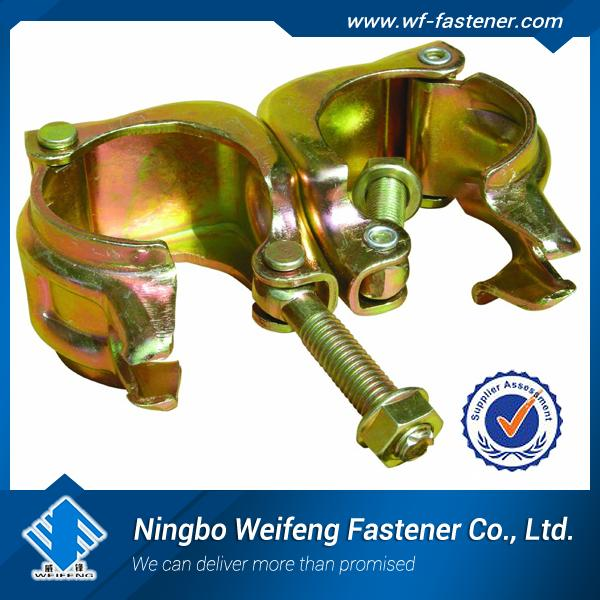 Coupler/Pipe Swivel Clamp/Scaffolding Coupler ,swivel scaffold clamp