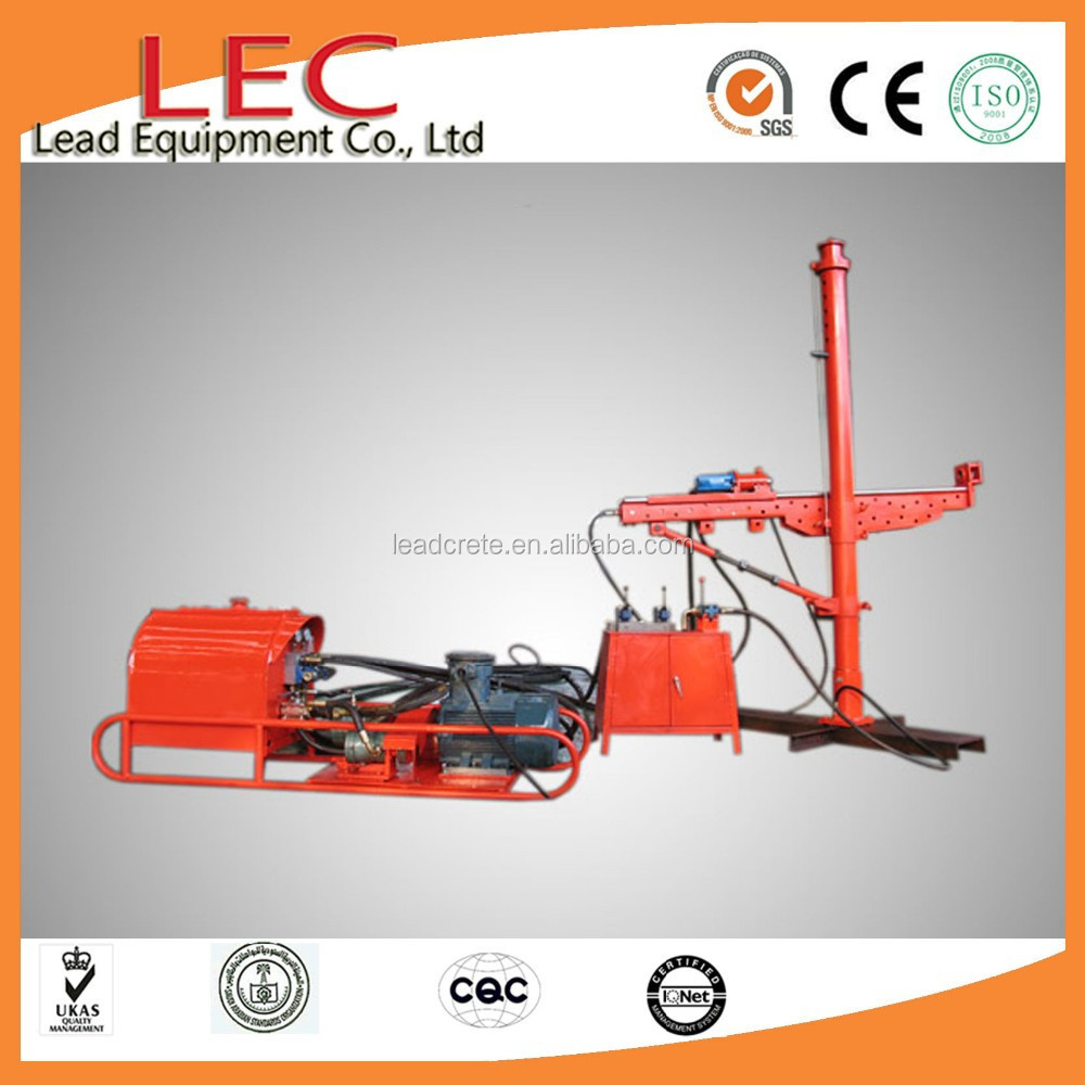 Small Frame Column Type Hydraulic Rotary Drilling Rigs For Coal Mine