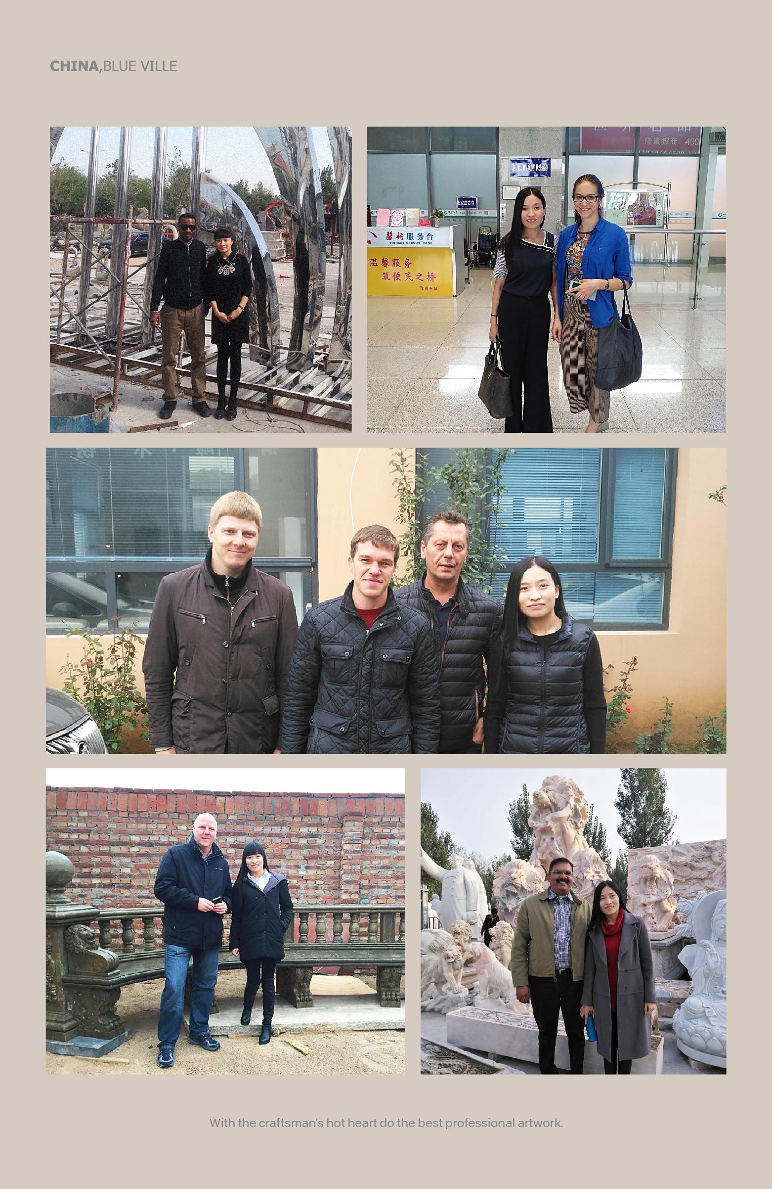 Vida tamaño diseño moderno grande al aire libre jardín decorativo oso polar de acero inoxidable, escultura animal, SSL-030