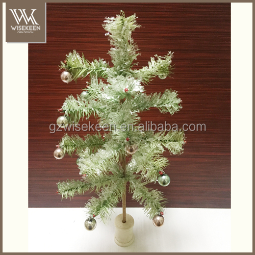 Bottle Brush Tree Bottle Brush Tree Suppliers And Manufacturers  - Vintage Artificial Christmas Trees