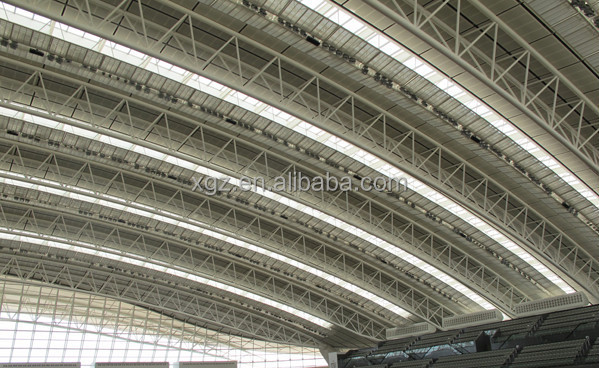 XGZ the high quality steel structure prefabricated construction materials