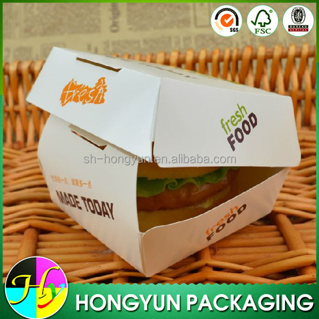 food container noodle take out packaging paper boxes design