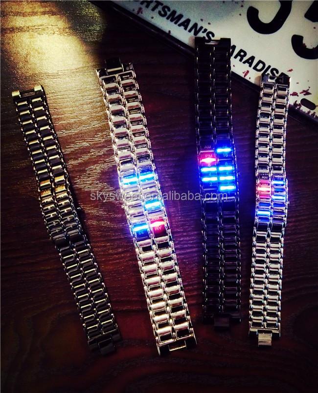 Lava Concept Led-verlichting Horloge,Paar Led Digitale Horloge Man ...